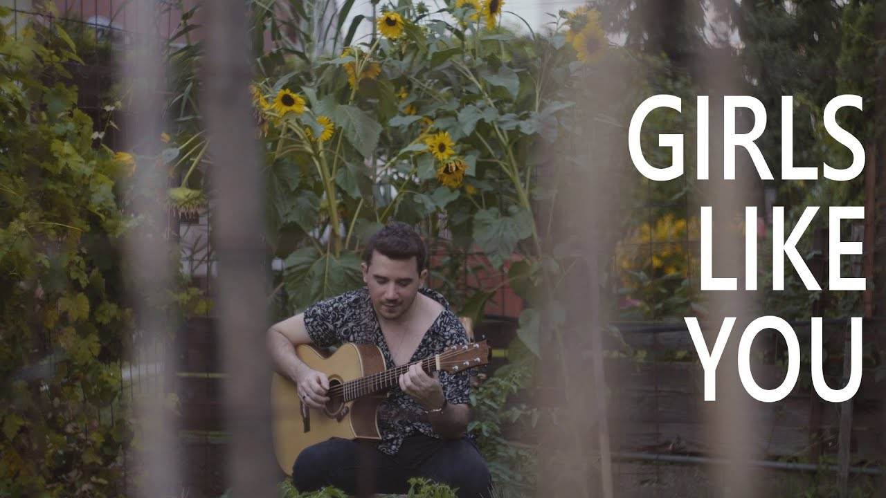 Maroon 5 – Girls Like You – Fingerstyle Guitar Cover
