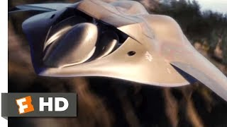 Stealth  2005    Collateral Damage Scene  5 10    Movieclips