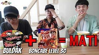 Video SAMYANG + BON CABE LV 30 = MATI (Tanpa Minum) MP3, 3GP, MP4, WEBM, AVI, FLV September 2018