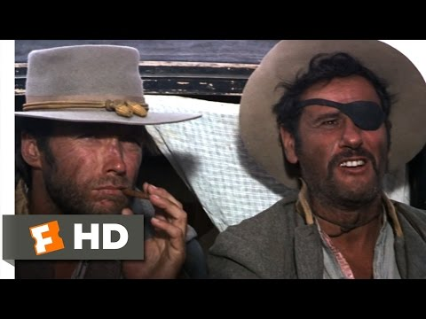 The Good, the Bad and the Ugly (8/12) Movie CLIP - Blue or Gray? (1966) HD