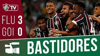 Bastidores de Goiás e Fluminense – Copa do Brasil