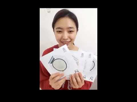 [Beauty Haul] INSbyN System Набор масок для лица