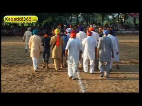 Bhetan (Kapurthala) Kabaddi Tournament 21 Aug 2016