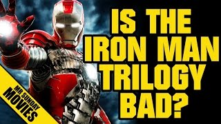 Is The IRON MAN Trilogy Bad?