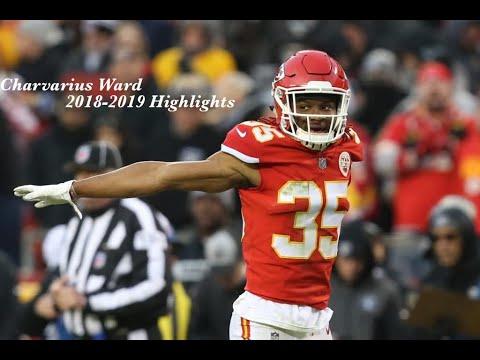 Charvarius Ward 2018-2019 Highlights