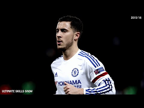 Eden Hazard - Ultimate Skill Show 2015/16 - HD
