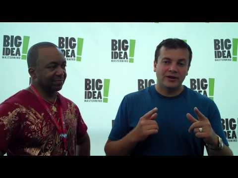 Vick & Miles – Big Idea Mastermind and Our Vision – (Day 35 of 90)