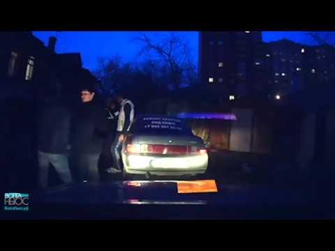 """""""Важный на районе"""": активисты """"Ночного патруля"""" помогли задержать неадекватного водителя"""