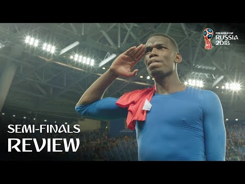 The Best of the Semi-Finals! (видео)