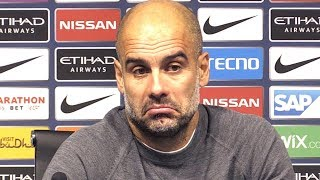 Download Video Manchester City 3-1 Manchester United - Pep Guardiola Full Post Match Press Conference - Derby MP3 3GP MP4