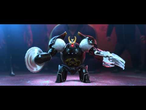 Big Hero 6 (2014) Robot Battle