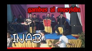 Download Lagu INAB - GAMBUS AL MUNSYIDIN Mp3