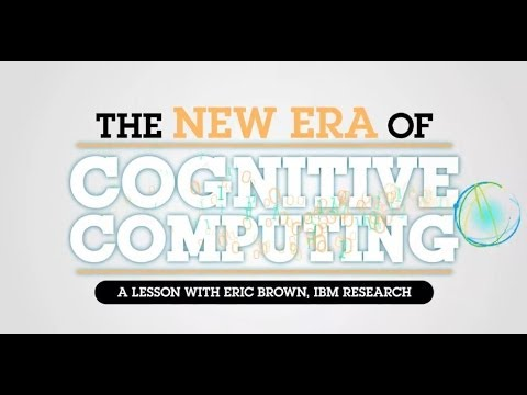 Computing - Can computers think like humans and help diagnose problems? Eric Brown of IBM Research discusses the new intelligence that is going to take healthcare into s...