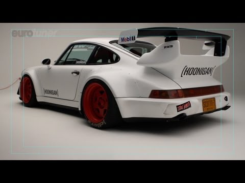 Hoonigan RWB Porsche 911 Turbo