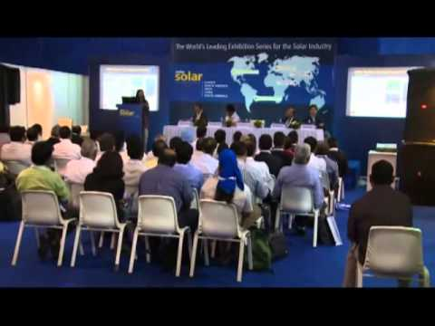 Intersolar India Exhibition
