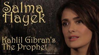 Nonton Dp 30  Tiff  14  Salma Hayek On Kahlil Gibran S The Prophet Film Subtitle Indonesia Streaming Movie Download