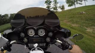 3. 2006 Harley Davidson Street Glide FLHX Test Drive review