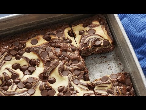 Cream Cheese Swirl Brownies | Betty Crocker Recipe