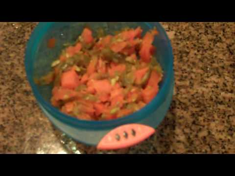 Healthy Finger Foods For Baby On The Go!: Carrots & Green Beans