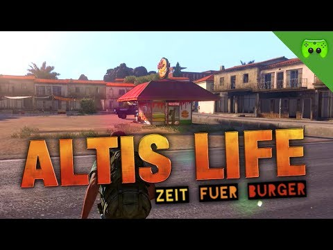 ALTIS LIFE # 28 - Zeit für Burger «» Let's Play Arma 3 Altis Life | HD