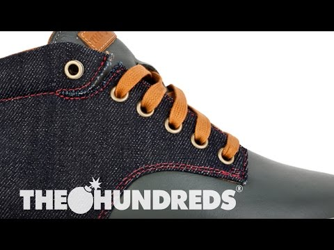 0 The Hundreds   Selvedge Denim Johnson Mid