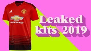 Download Video EVERY CLUB AND THEIR 2018/19 LEAKED KITS W/ Manchester United, Real Madrid, Barcelona and Bayern MP3 3GP MP4