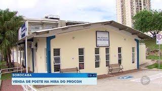 Procon de Sorocaba multa empresa que não entregava postes no prazo certo