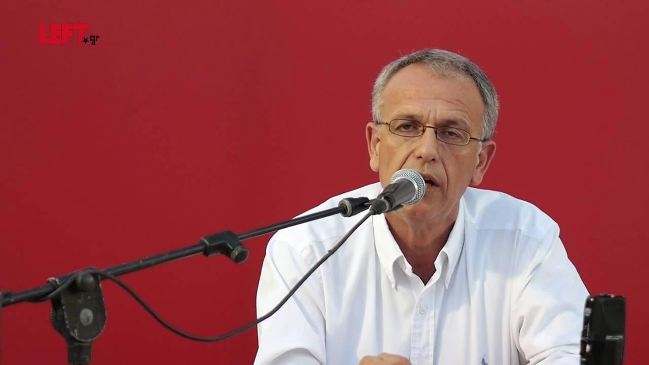 Δίκαιη ανάπτυξη, Κοινωνική Αλληλεγγύη, Ισχυρή Δημοκρατία -Πάνος Ρήγας