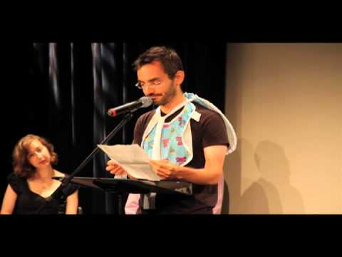 Myq Kaplan at Uptown Showdown - Babies vs Old People