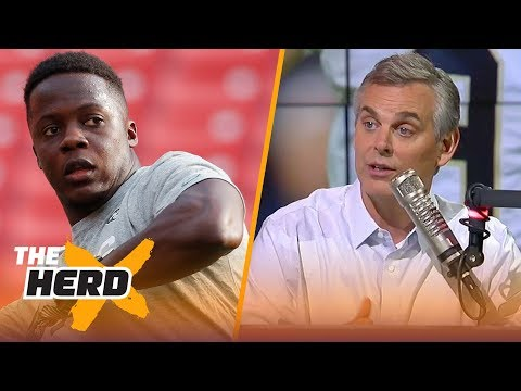 Colin Cowherd weighs in on reports Jets are trading Teddy Bridgewater to the Saints   NFL   THE HERD