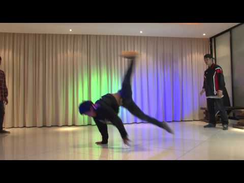 BBoy Training Pattaya 2013 HD 720p 3m43 (видео)