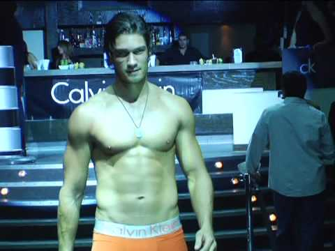 Calvin Klein Underwear 25th Anniversary Fashion Show