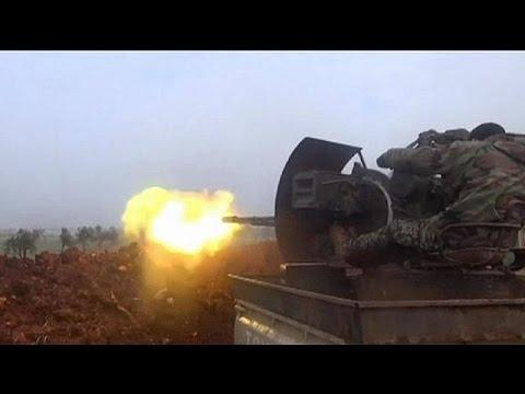 Συρία: Στην αντεπίθεση οι δυνάμεις του Άσαντ στο Χαλέπι