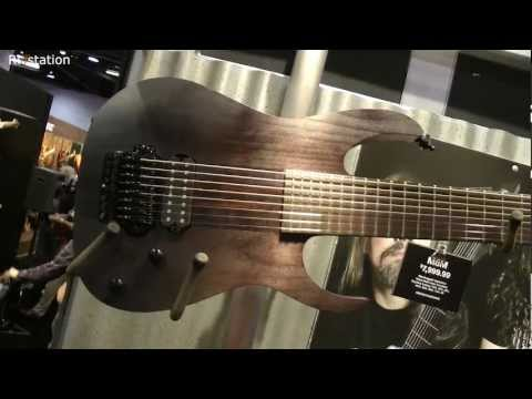 ibanez - Chappers at NAMM 2013 checks out the new Ibanez Guitars Check out http://www.riffstation.com ;-) Rob Chapman Downloadable Guitar Lessons Store: http://www.ro...