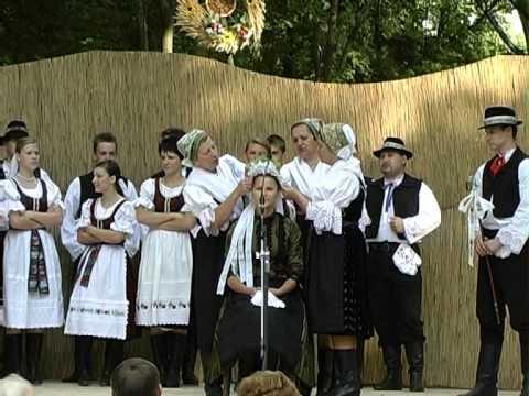 XX. ročník Požitavských folklórnych slavností - 1. deň