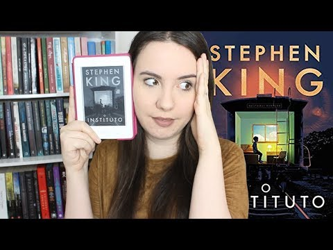 [RESENHA] - O INSTITUTO (STEPHEN KING)