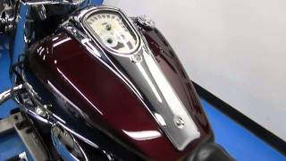 10. 2006 Yamaha XV19CTSVC Stratoliner S Maroon - used motorcycle for sale - Eden Prairie, MN
