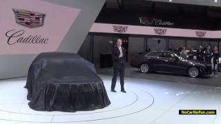 THE FULL STORY HERE: http://www.nocarnofun.com/ 2015 Cadillac Conference Part 2 2015 Geneva Motor Show
