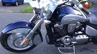 10. 2007 Honda VTX 1800R spec2