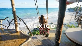 Tulum Mexico  city pictures gallery : Epic Treehouse Hotel! // 24 Hours in Tulum, Mexico