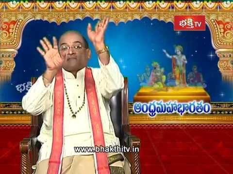 Andhra Mahabharatam - Sauptika Parvam (The Book of the Sleeping Warriors) - Episode 1349 | Part 3