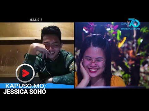 Kapuso Mo, Jessica Soho: Maabutan kaya ni Richelle ang kanyang Captain Ri?