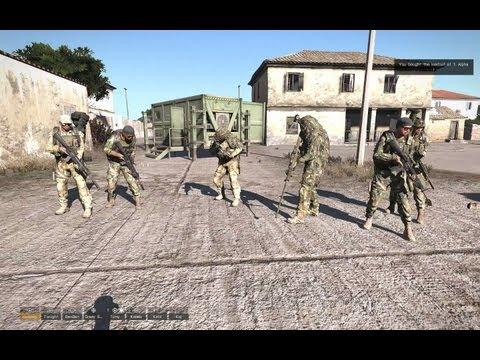Arma 3 Coop Canard Mission: