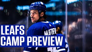 Maple Leafs Camp Preview by Sportsnet Canada