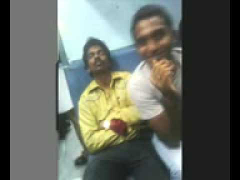 Santhosh Pandit Theri Vili through Phone Call.FLV