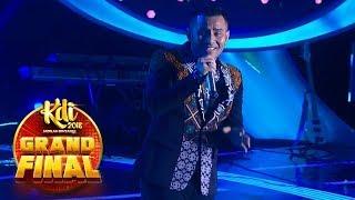 Video EPIC!! Keren Banget Penampilan Judika [MAMA PAPA LARANG] - Grand Final KDI (2/10) MP3, 3GP, MP4, WEBM, AVI, FLV November 2018