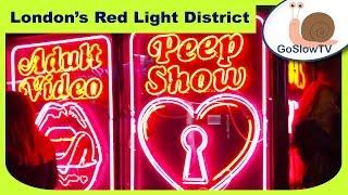 Video Red Light Area In London | Soho Walkabout | Walking | London | UK | Slow TV | Episode 4 (2018) MP3, 3GP, MP4, WEBM, AVI, FLV Oktober 2018