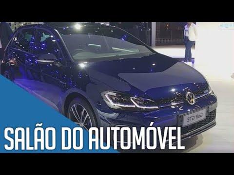 Salão do Automóvel SP 2018 - Novidades da Volkswagen