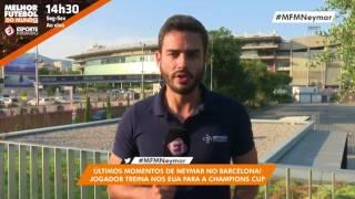 Nosso correspondente em Barcelona trouxe as últimas notícias sobre o caso 'Neymar'PROGRAMAÇÃO DO ESPORTE INTERATIVO NO YOUTUBE:Segunda (11h) - Na Gaveta do Mauro BettingSegunda (18h) - Gol de OuroTerça (11h) - VSRankingQuarta (11h) - De SolaQuinta (11h) - TabelandoSexta (11h) - Polêmicas Vazias