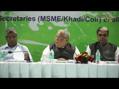'Cooperative Federalism' should be the new mantra for the MSMEs: Kalraj Mishra